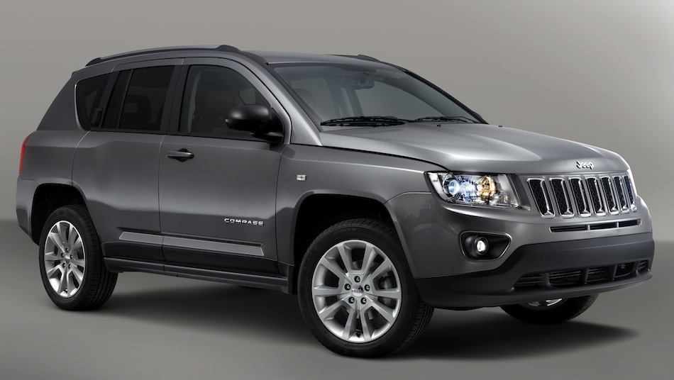 Jeep Compass Overland Front 7/8
