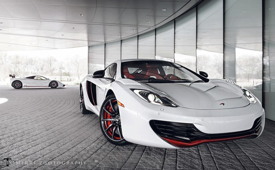 McLaren Bespoke Project 8 MP4-12C, F1 Image