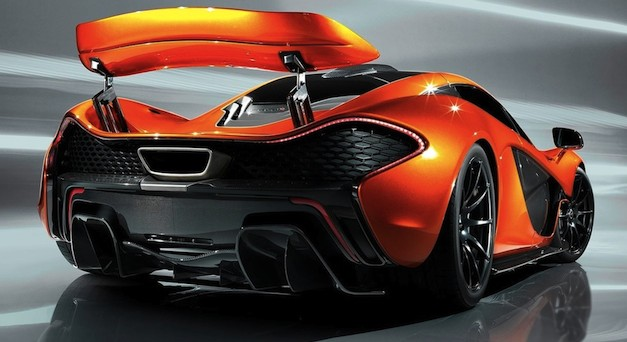 Report: Production McLaren P1 to look 97% like the concept