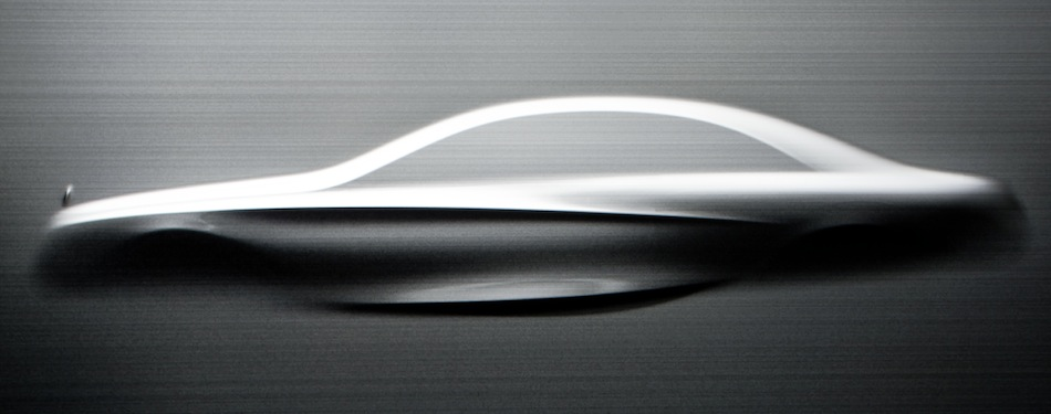 Mercedes-Benz Aesthetics S Sculpture Dark