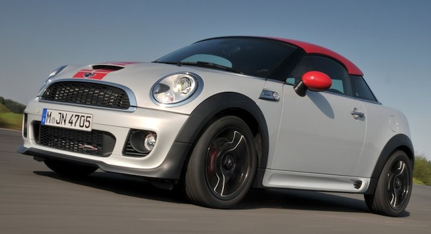 Report: Mini considering a compact sports car