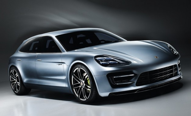 Report: Porsche's new Panamera wagon should be in the US after 2017