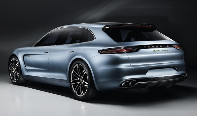 Report: The Porsche Panamera wagon gets the green light and will come to the US