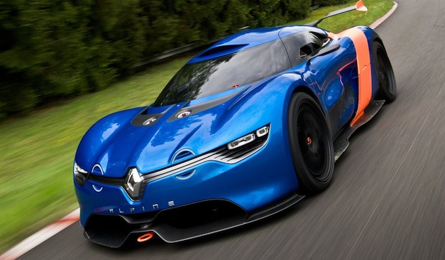 Report: Renault Alpine sports car moves closer to launching