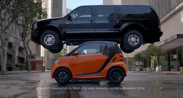 Smart Ad Frame