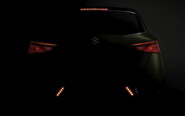 Suzuki S-CROSS Rear Teaser Main