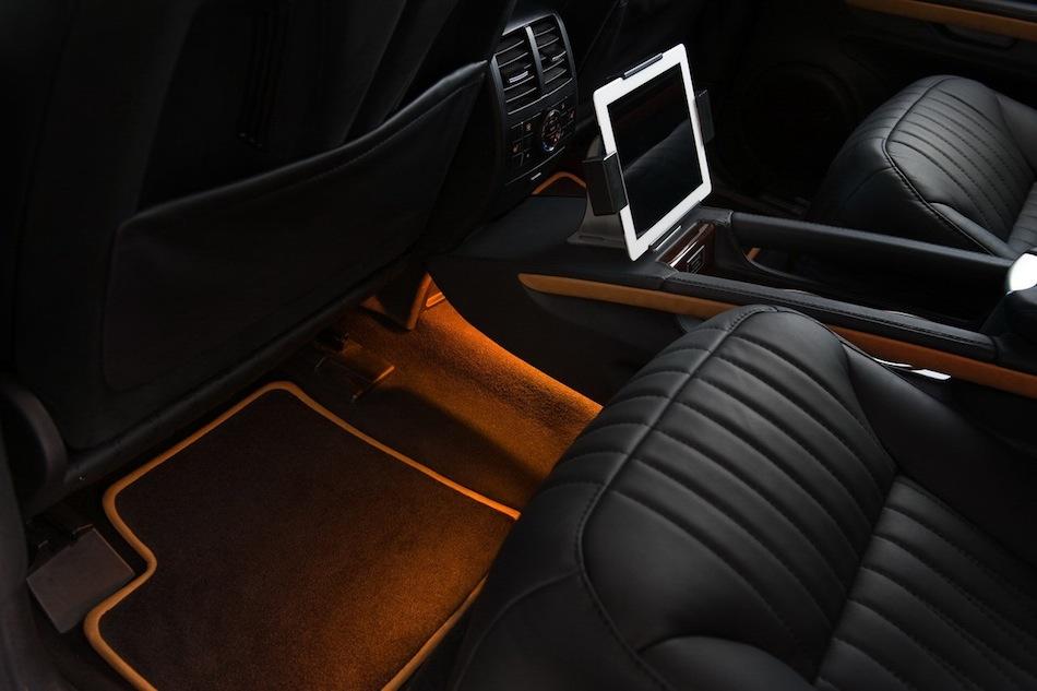 Vilner Mercedes Benz Gl Ambient Lighting Egmcartech
