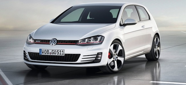 Volkswagen Golf GTI Concept Top