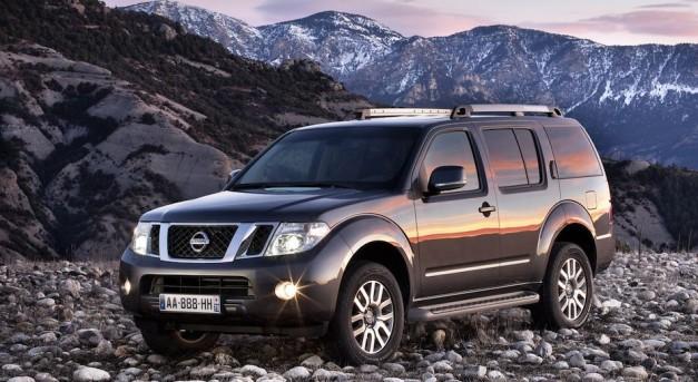 Recalls: Nissan and NHTSA recall 2012 Nissan Frontiers, Pathfinders, Xterras over front wheel hubs