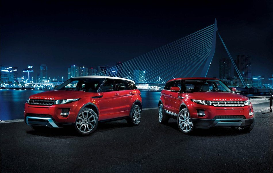2013 Range Rover Evoque Pure Duet