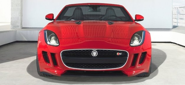 Report: Jaguar in the works to produce a  700hp F-Type R-S Coupe to combat Porsche 911 Turbo