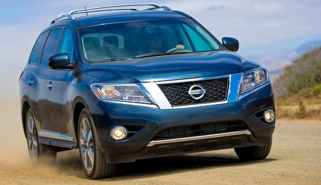 Recalls: Nissan recalls 2013 Pathfinder and Infiniti JX models over faulty brake torque members