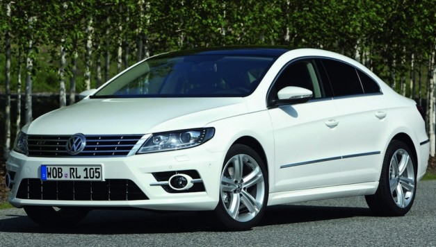 Report: Volkswagen planning CC Shooting Brake by 2015, to plug lineup gap between Passat and Phaeton