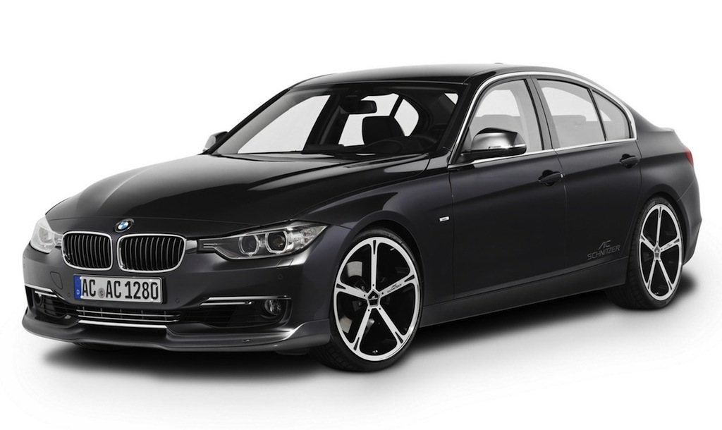 ac schnitzer bmw 3 series black front 7 8 view egmcartech. Black Bedroom Furniture Sets. Home Design Ideas