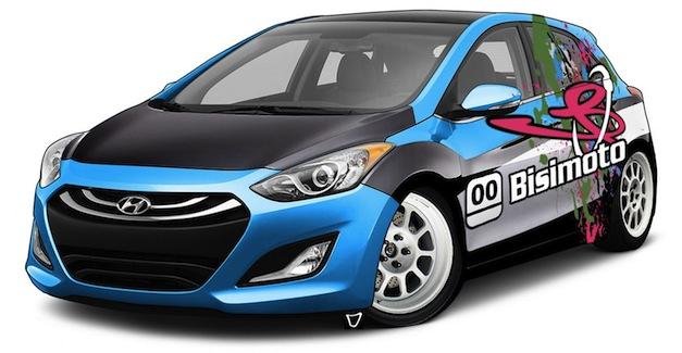 Bisimoto Hyundai Elantra GT