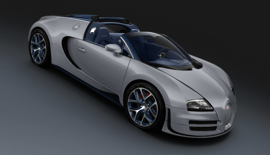 2 5 million bugatti veyron 16 4 grand sport vitesse. Black Bedroom Furniture Sets. Home Design Ideas