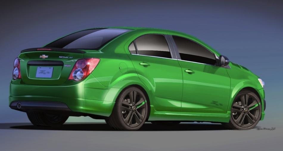 Meet Your 2013 Chevrolet Car Lineup Autos Weblog