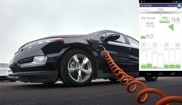 Chevrolet Volt Charging