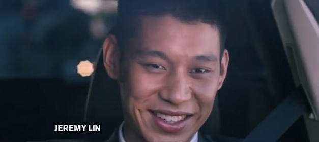 Jeremy Lin finally creates first Volvo commercial
