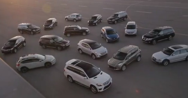 2013 Motor Trend's SUV of the Year Award