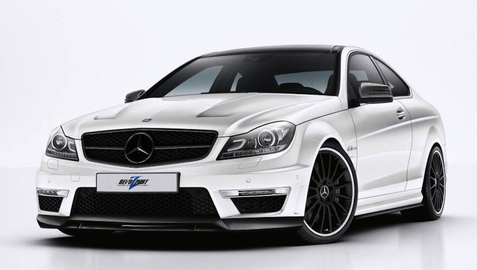 Revozport C63 RBS II Front 3/4 Angle View