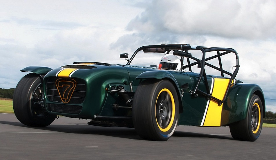 Caterham R600 Superlight Front 7/8