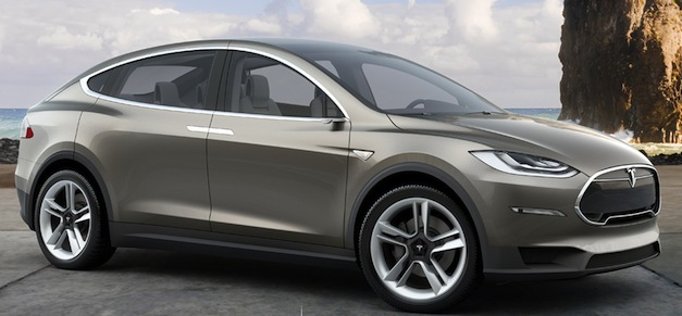 Report: Tesla Motors to spawn a new crossover from Model III