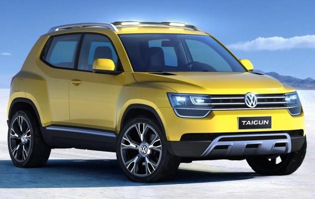 Volkswagen Taigun Concept debuts in Brazil