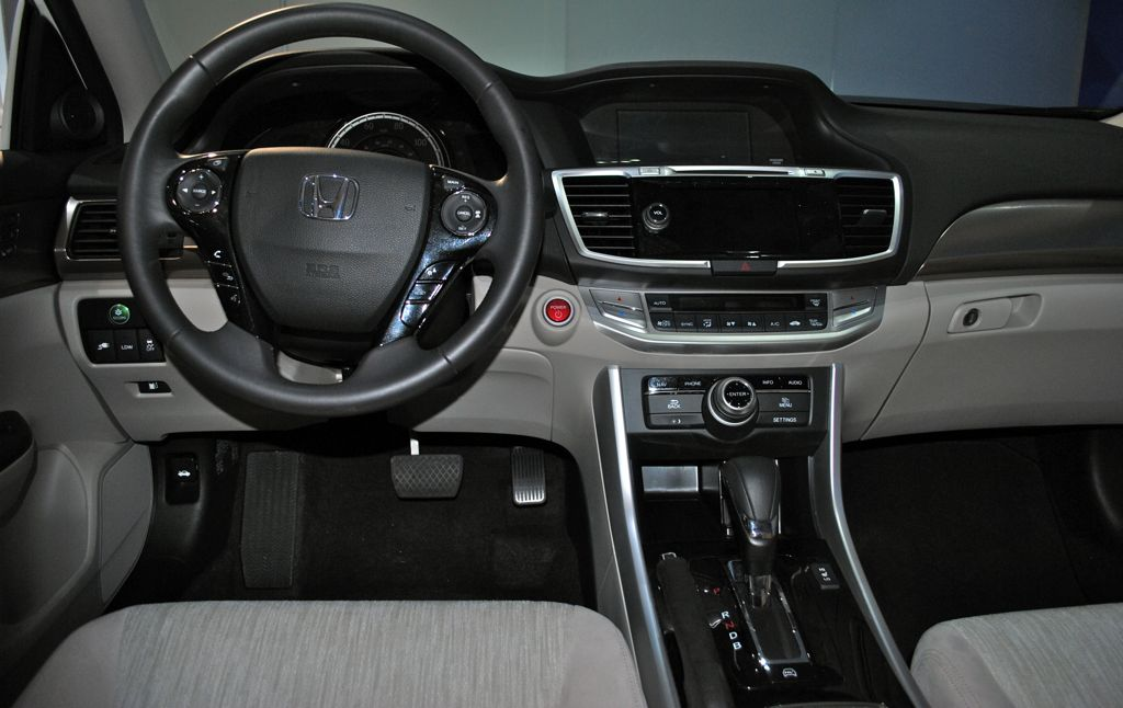 honda accord 2014 interior - photo #43
