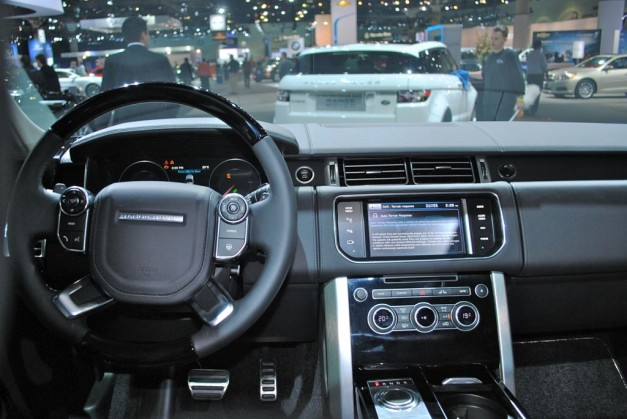 2013 range rover sport interior autos post. Black Bedroom Furniture Sets. Home Design Ideas