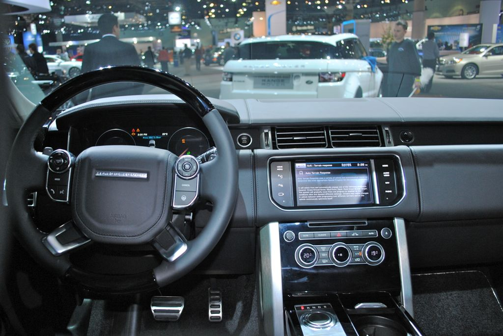 2012 la 2013 range rover interior egmcartech - 2012 range rover interior pictures ...