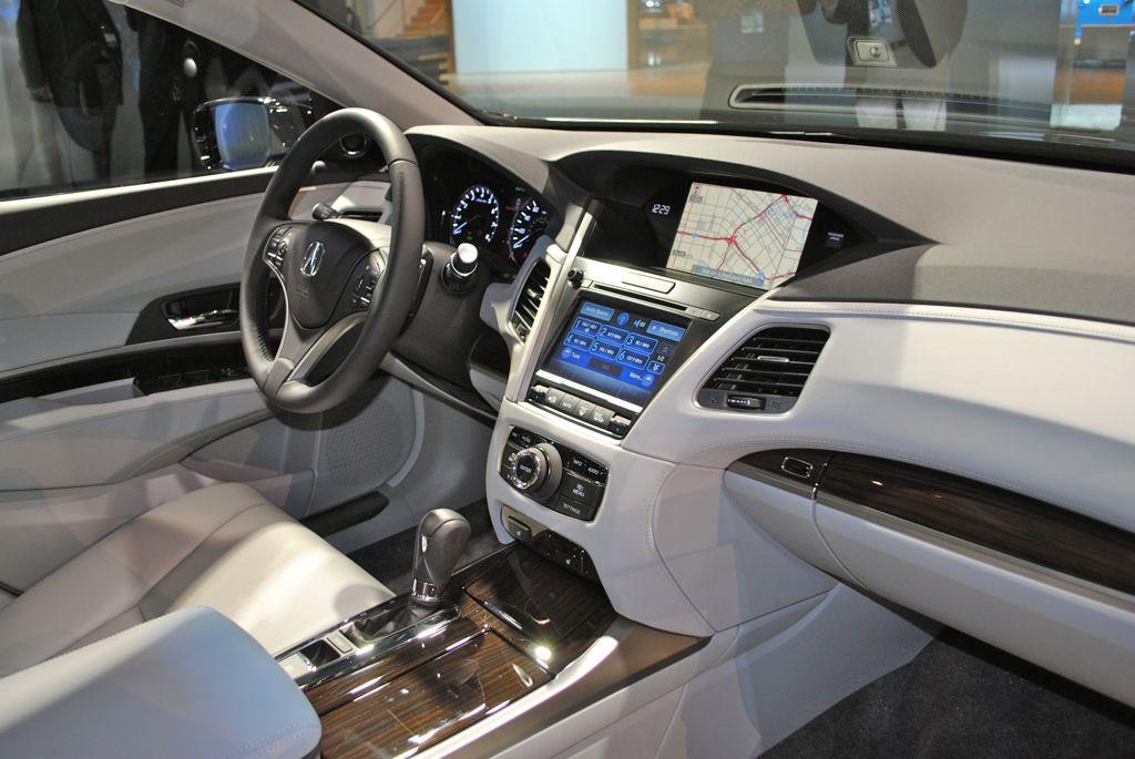 Acura Rlx Spy Shots Surface Sans Camo Nasioc
