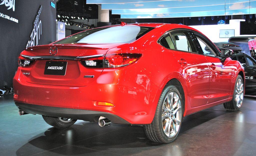 Diesel Mazda 6 Usa Release Date | Autos Post