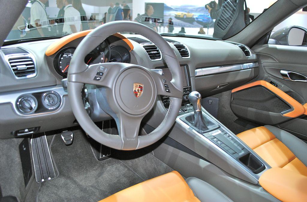 2012 La 2014 Porsche Cayman Interior Egmcartech
