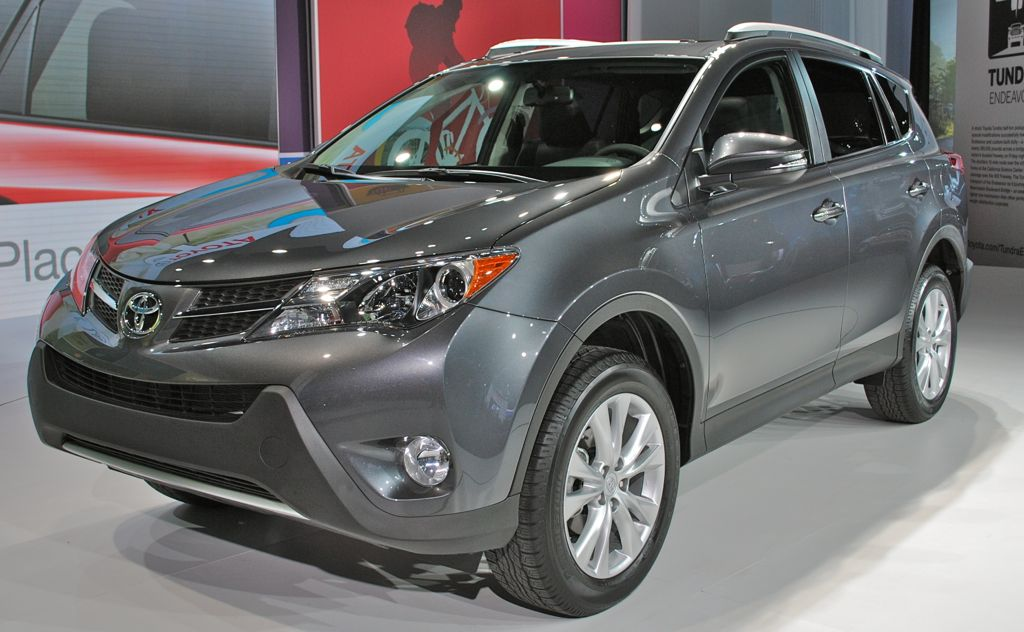 2014 Toyota RAV4 Hybrid