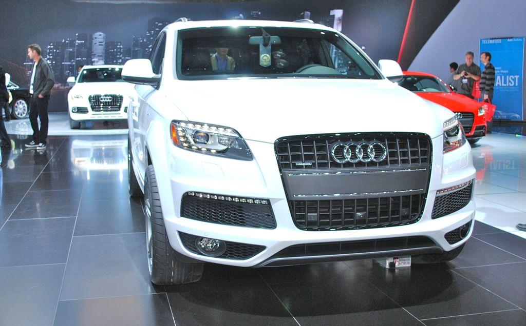2012 LA: Audi Q7 TDI