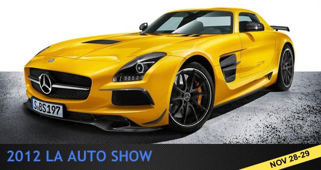egmCarTech's 2012 LA Auto Show Guide