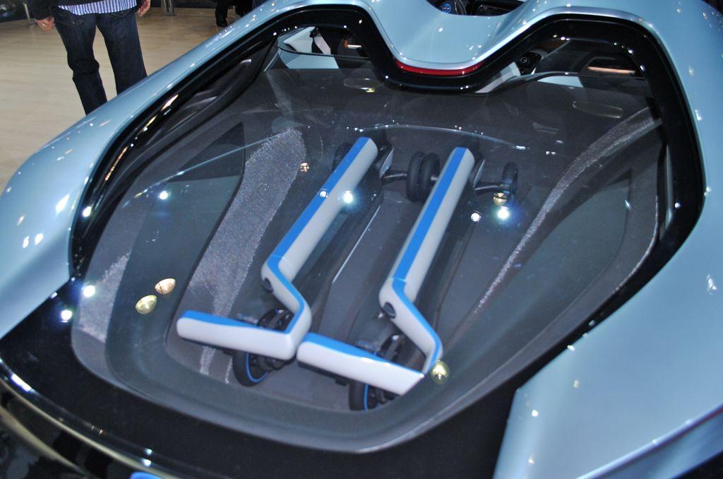 2012 La Bmw I8 Spyder Concept Powertrain Egmcartech