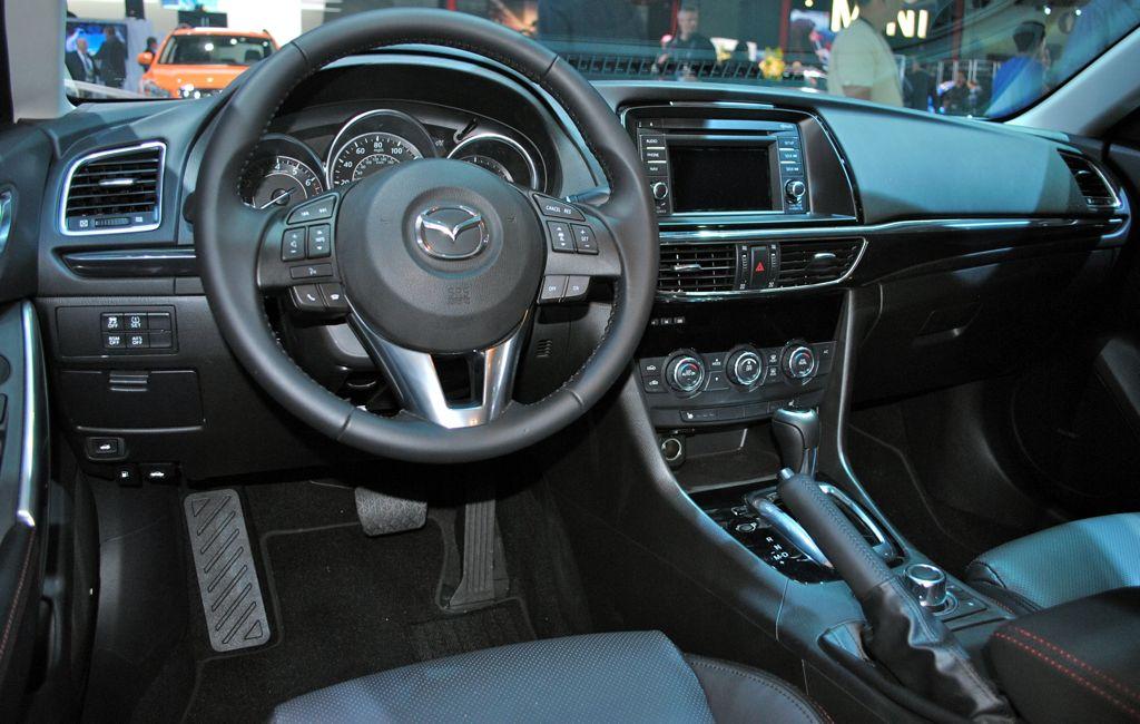 2013 Mazda Cx 9 Interior Bing Images