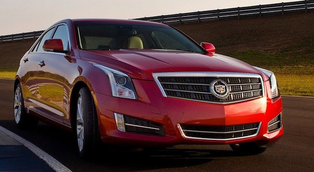"2013cadillacatsred Report: Cadillac's global marketing chief says ATS coupe to come soon, flagship still an ""opportunity"""