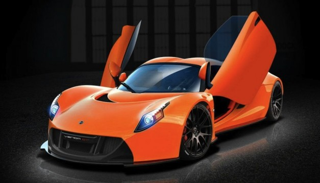 2013 Hennessey Venom GT2 to get 1,500-hp