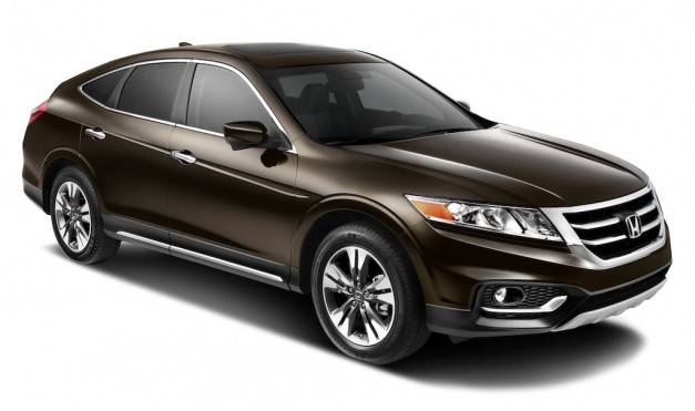 2013 Honda Crosstour price starts at $27,230