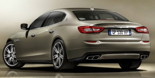 Report Alfa Romeo Flagship Sedan Could Be Produced By Maserati