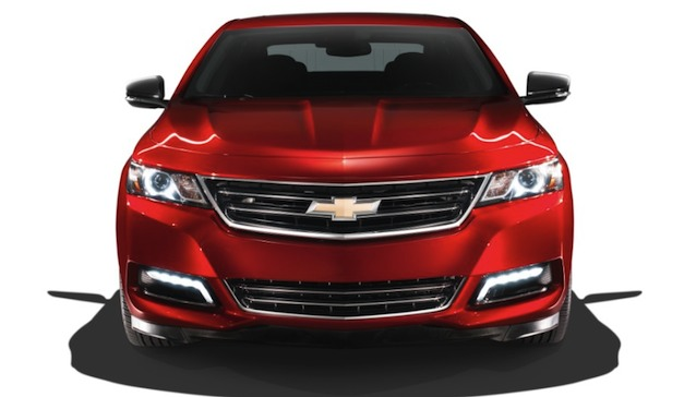 2014 Chevrolet Impala price starts at $27,535