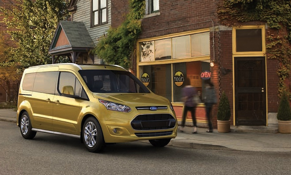2014 ford transit connect wagon front 7 8 view egmcartech. Cars Review. Best American Auto & Cars Review
