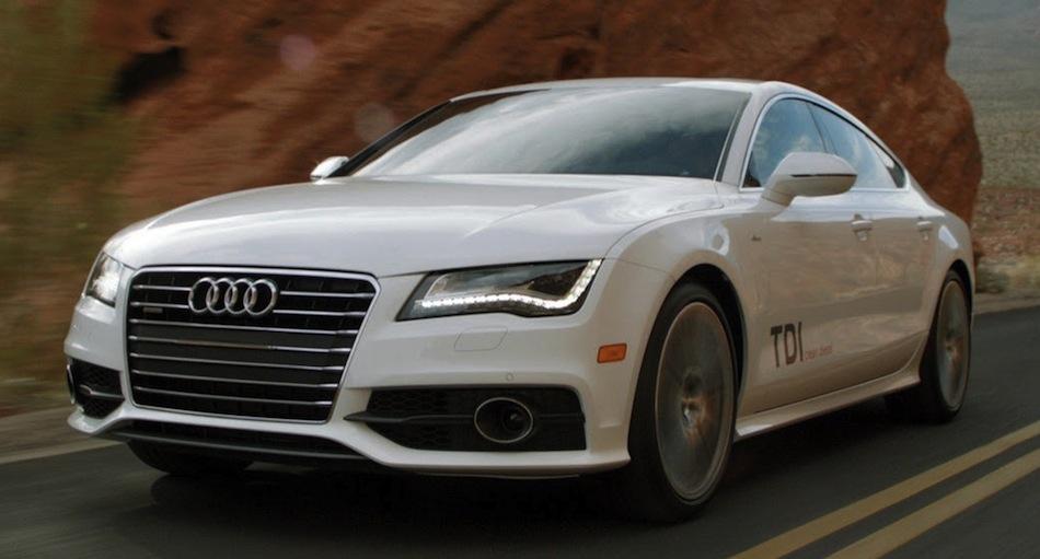 2013 Audi A7 TDI Preview