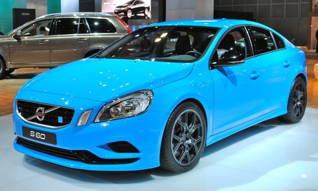 2012 LA: Volvo S60 Polestar Concept comes to the United State