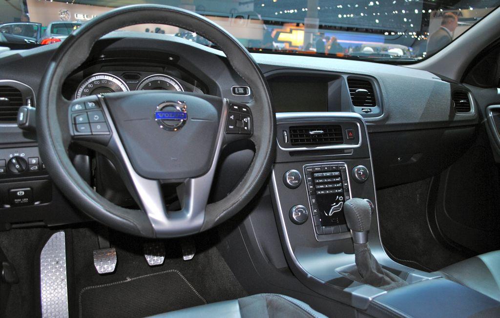 2012 La Volvo S60 Polestar Concept Interior Egmcartech