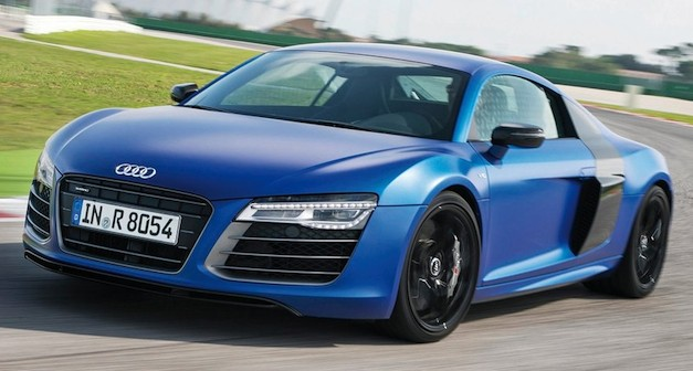 2014 Audi R8, RS 5 Convertible to debut in Detroit, sales start spring 2013