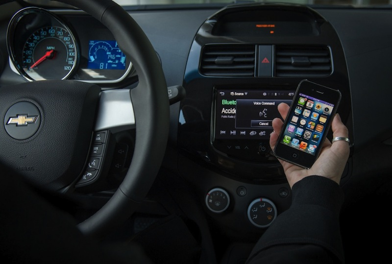 Chevrolet MyLink Siri 3